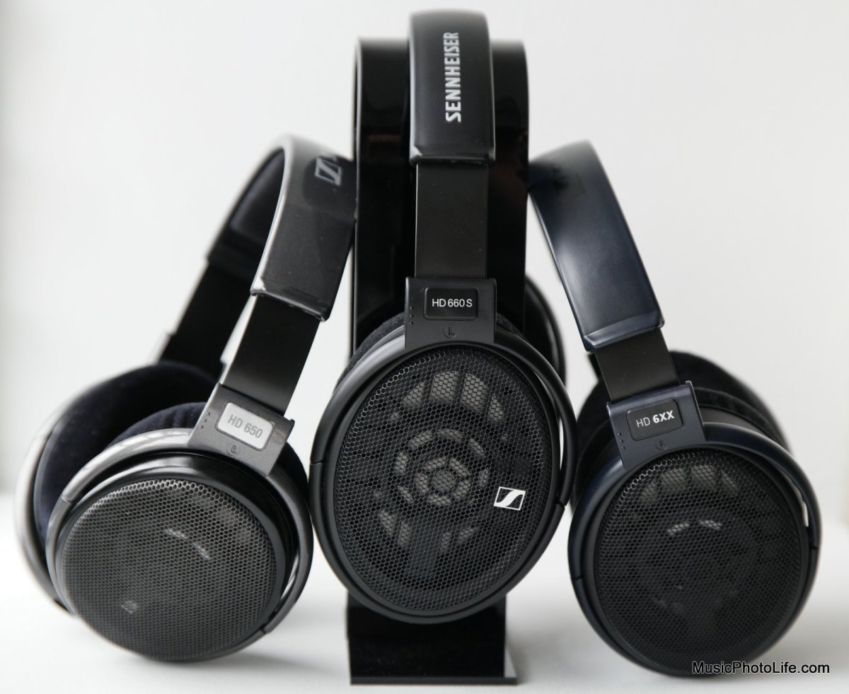 Comparing Sennheiser HD660S, HD650 and HD6XX